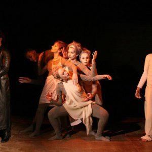Aeternos al Théâtre de Poche: il tempo, la vita e la morte