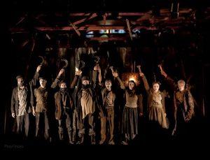 La madre di Brecht al Teatro Area Nord di Napoli