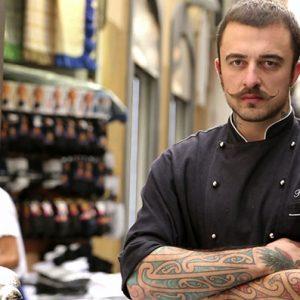 Chef Rubio a Napoli per Unti e Bisunti