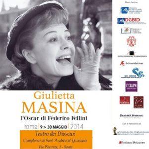 Giulietta Masina - L'Oscar di Federico Fellini