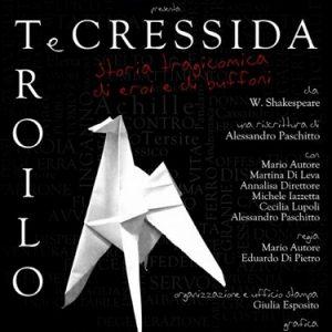 Troilo e Cressida al Diffusione Teatro