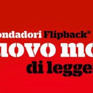 Mondadori Flipback: libri che imitano e-book