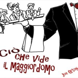 Ciò che vide il maggiordomo in scena al teatro Kopó