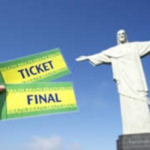 Biglietti per Brasile 2014