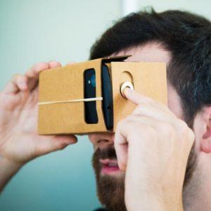 Cardboard: realtà virtuale a costo zero (o quasi)