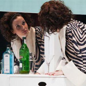 Peggy Guggenheim: donna allo specchio