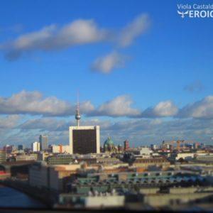 Berlino, città di  bellissimi contrasti