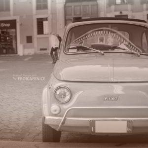 Fiat 500: simbolo di un'epoca