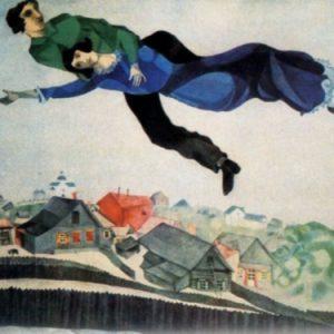 Marc Chagall a Milano al Palazzo Reale