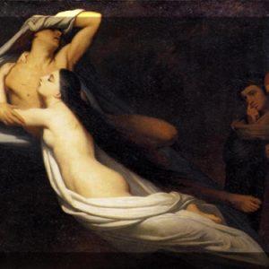 Francesca: appendice al Canto V Infernale
