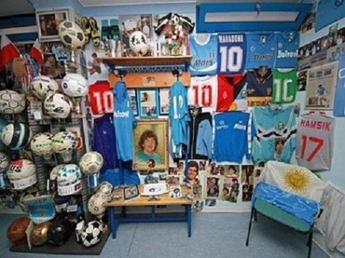 Museo del calcio napoli