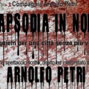 Rapsodia in Noir al Teatro Il Primo