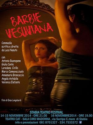 barbie vesuviana stabia teatro festival