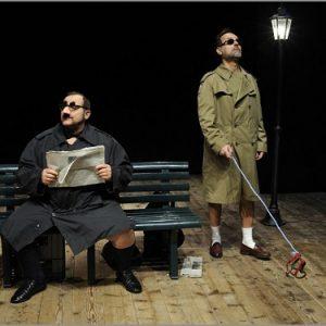 Sigmund & Carlo al Teatro Elicantropo