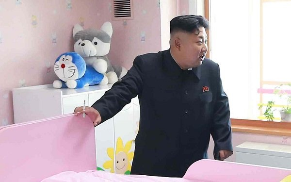 Dittatore Kim Jong-Un