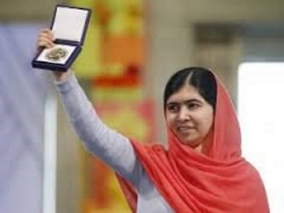 Malala Yousafzai: Premio Nobel per la Pace 2014