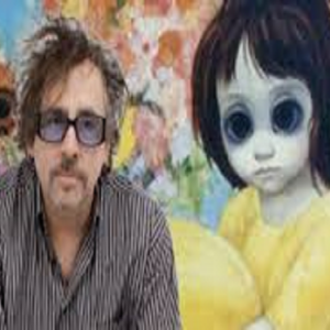 Big Eyes. Tim Burton non delude!