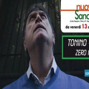 Tonino Napoli: Zero a zero Agostino Chiummariello al  Nuovo Teatro Sancarluccio