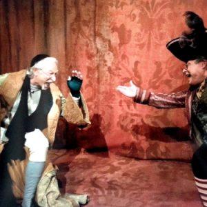 Teatro Rostocco e Un curioso accidente
