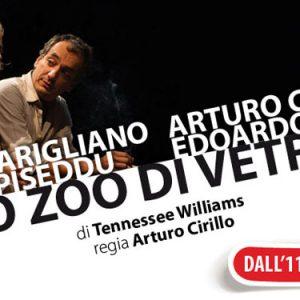 Lo zoo di Vetro al Teatro Nuovo di Napoli
