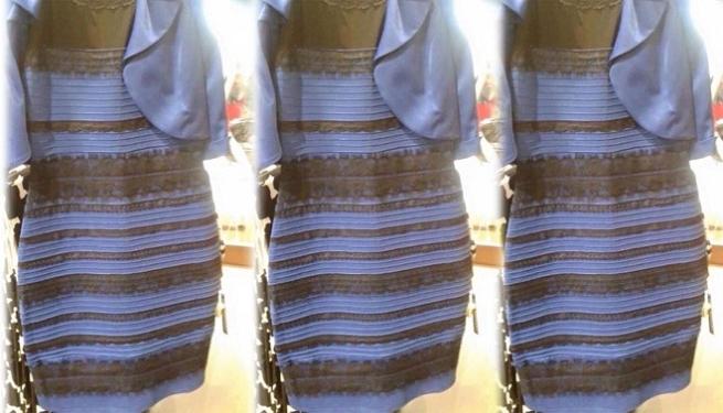 finest selection 69289 09a96 Vestito blu e nero o bianco e oro? Ecco la spiegazione ...