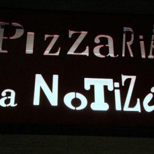 pizzeria la notizia