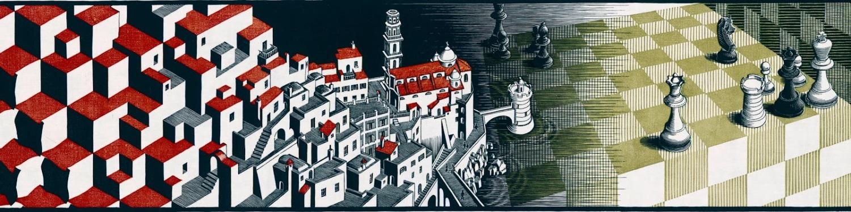 escher a Palazzo Albergati