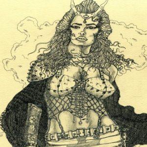 Ariete – Lo Zodiaco nelle illustrazioni grafiche
