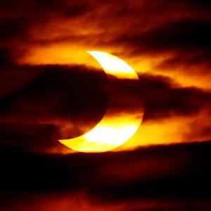 Eclissi parziale
