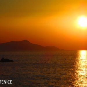 Là dove il sole si tuffa nel mare