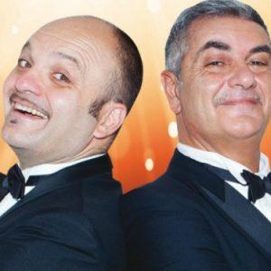 Teatro Diana, Iodice e Schettino in Comicissima sera show