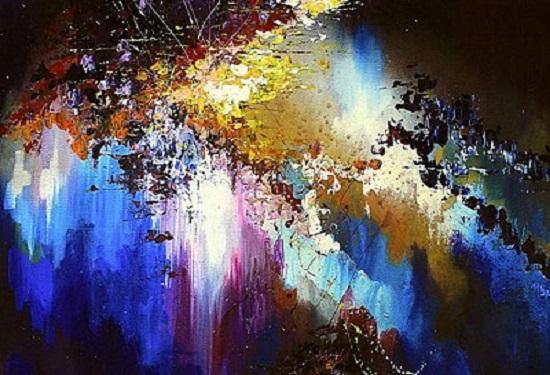 La sinestesia : Melissa McCraken