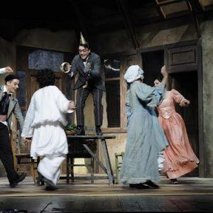Le Statue movibili - Teatro Piccolo Bellini