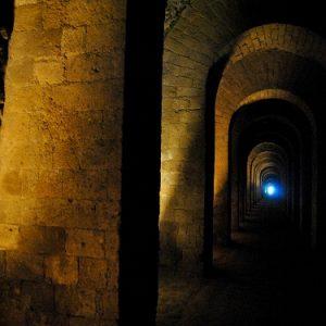 La grotta di Seiano e la villa del Pausilypon