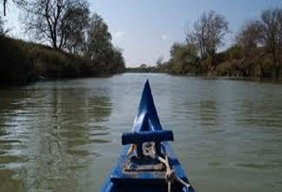 fiume di Charles Martin