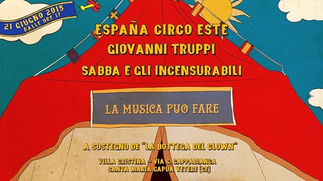 La Musica può fare Francesco Rauccio