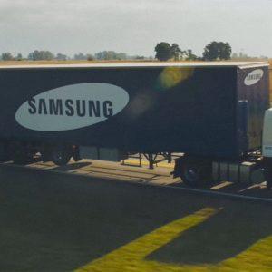 Safety Truck: Samsung al servizio della sicurezza stradale