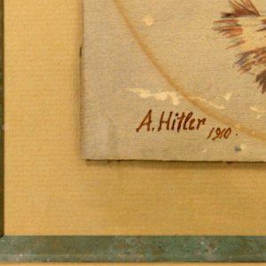 Storia e arte: 400.000 euro per i quadri di Hitler