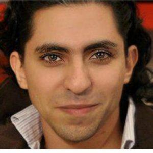 Raif, il blogger condannato a 1000 frustate
