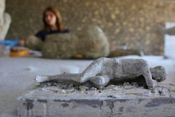 Tac ai calchi pompeiani