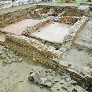 Villa romana vinaria riemerge a Mondragone