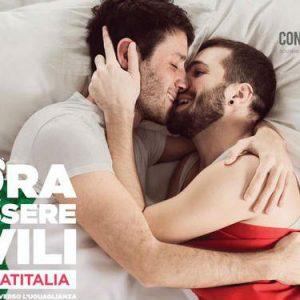 Svegliatitalia, Napoli per il ddl Cirinnà!