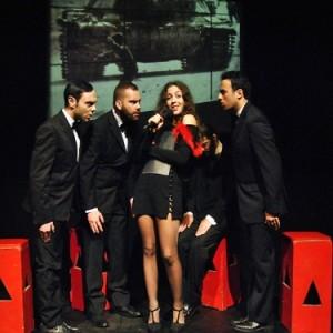 Il cielo di Palestina, Teatro Elicantropo