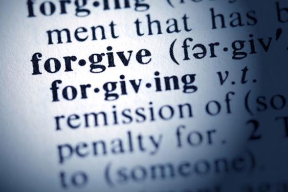 perdonare evi