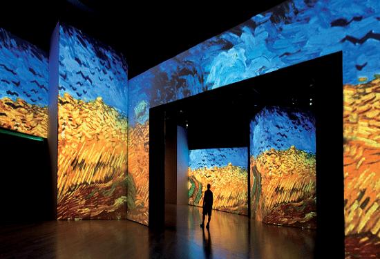 Van Gogh evi
