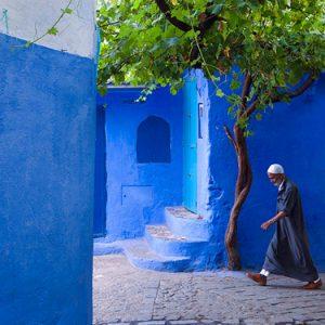 Chefchaouen, la città azzurra del Marocco