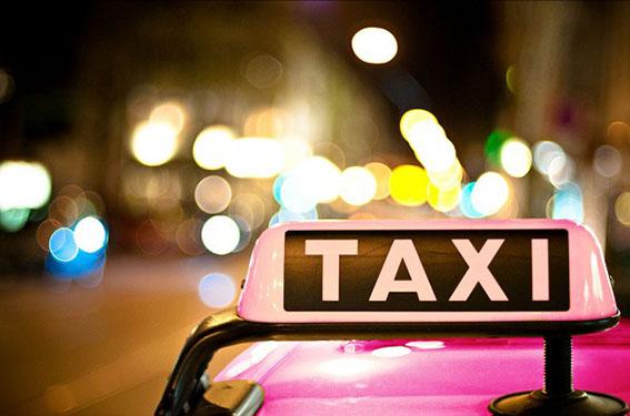 taxi rosa