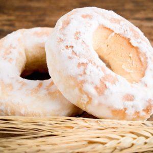 Taralli pasquali, il dolce del riciclo