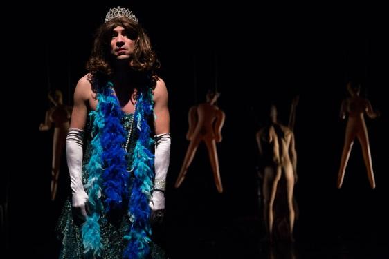 Operetta burlesca di Emma Dante al Bellini