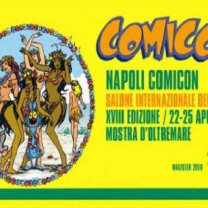 Torna il Comicon 2016